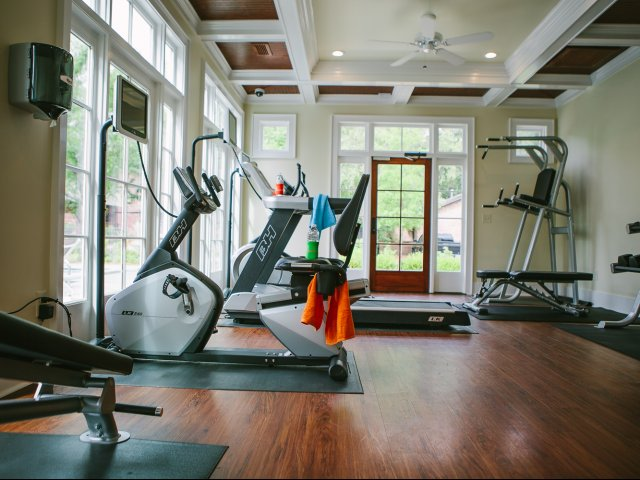 Image of 24 Hour Fitness Center for The Meadows