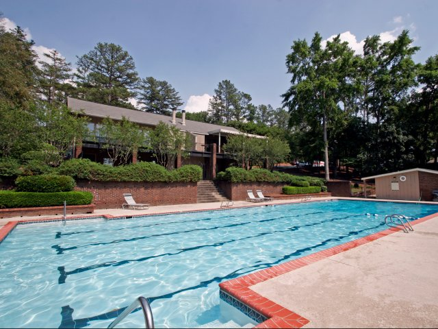 Image of Swimming Pool for Carriage Hill Apartments