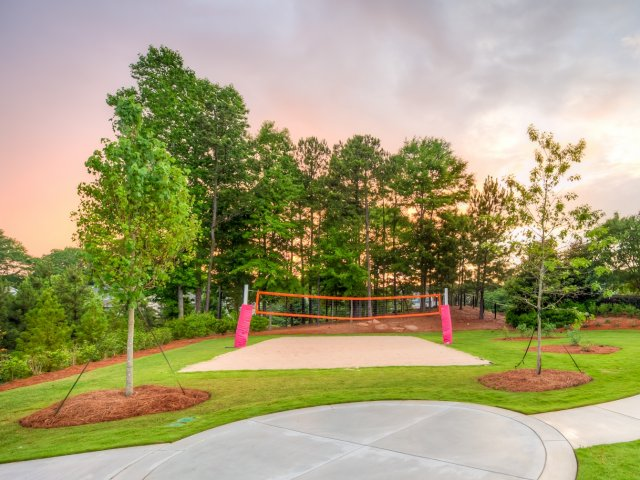 Image of Sand Volleyball Court for Lullwater