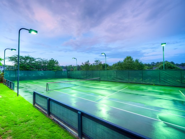 Image of Tennis Court for Lullwater