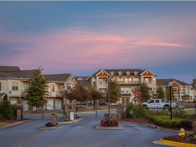 Image of Gated Community for The Preserve at Columbus Park