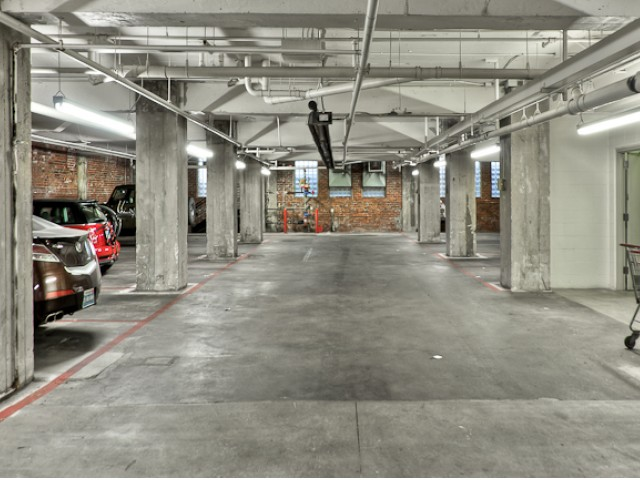 Image of Underground Parking for Joslyn Loft