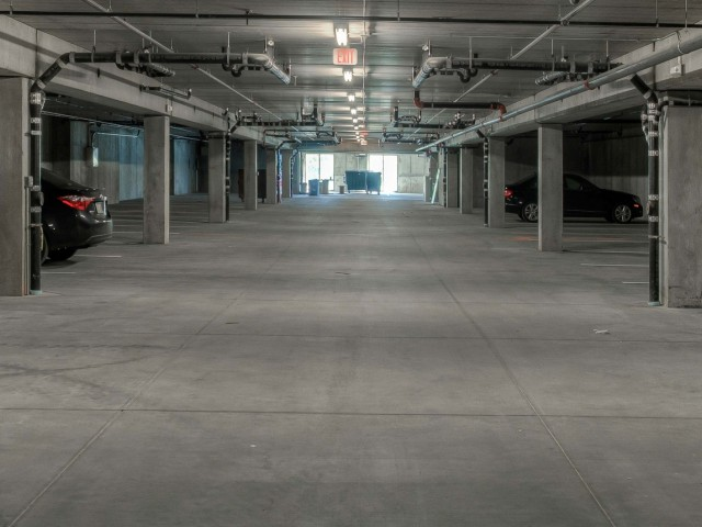 Image of Underground Parking for Spaces