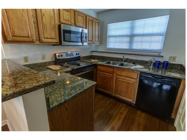 Image of Granite Countertops Available for Windsong Place Apartments