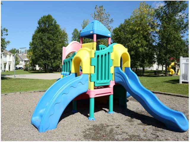 Image of Toddler and Childrens Playground for Renaissance Place Apartments