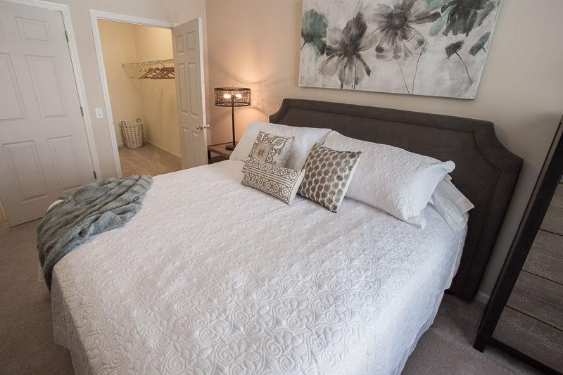 Open Closet | Apartments For Rent | Renaissance Place Apartments