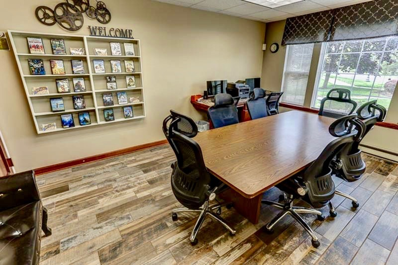 DVD Library | Windsong Place Apartments