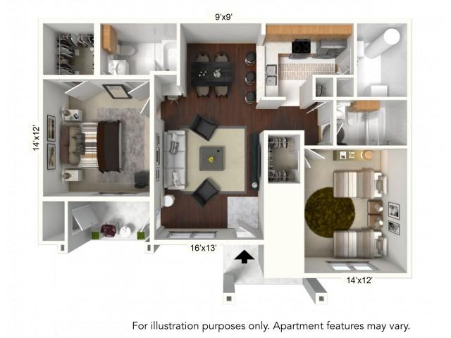 Super Buffalo Apartments Renaissance Place Apartments Beutiful Home Inspiration Semekurdistantinfo