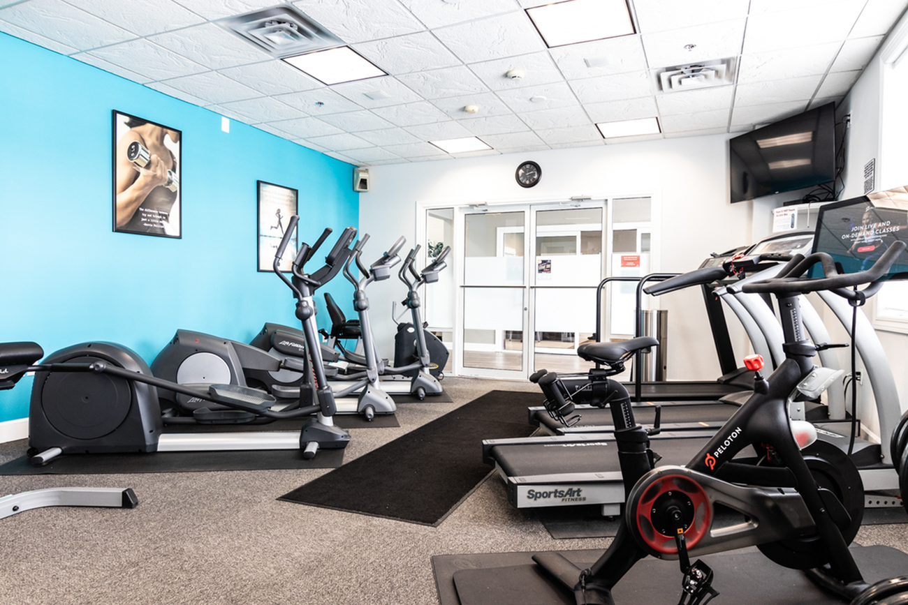 24-hour Fitness Center | East Amherst NY Apartments | Autumn Creek Apartments