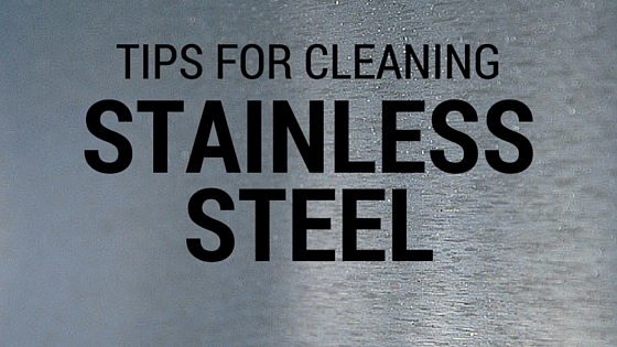 Caring for Stainless Steel Appliances-image
