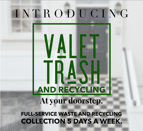 Introducing Valet Trash & Recycling Service to Our Community-image