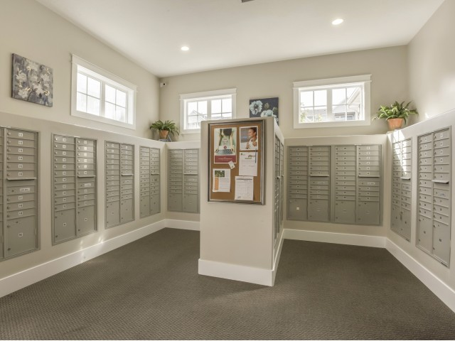 Image of Indoor Mail Room for Concord at Geneva