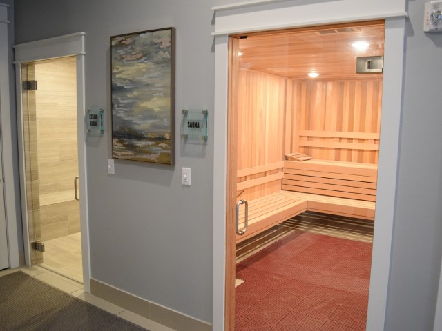 Image of 24 Hour Sauna for Herriman Towne Center Apartments