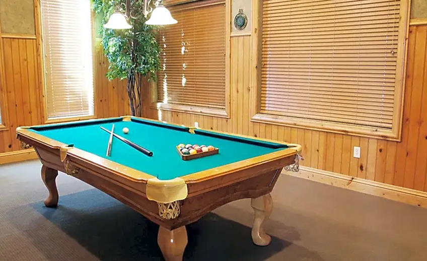 Image of Billiards Room for The Falls at Mesa Point