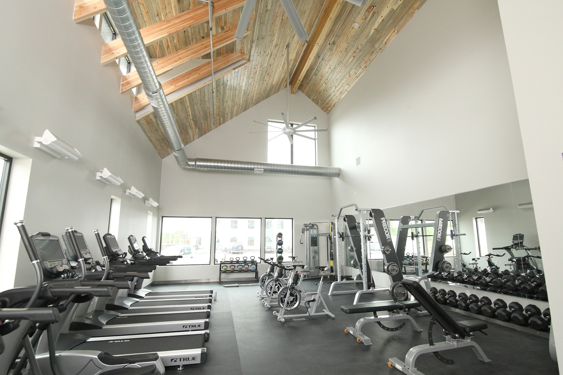 Image of Fitness Center for THE BODEN