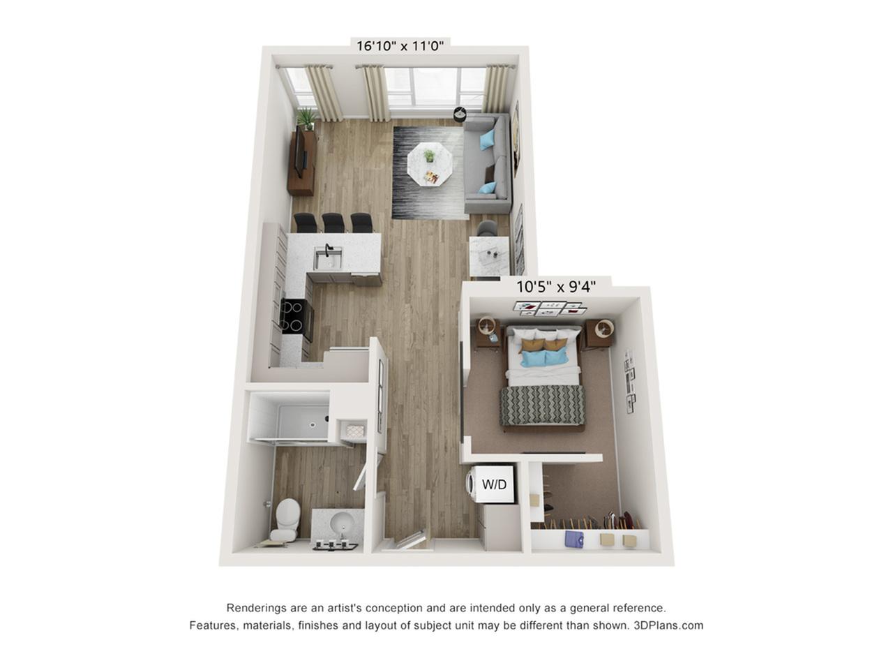 M.2  Floorplan