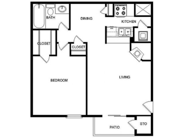 Floor Plan D65