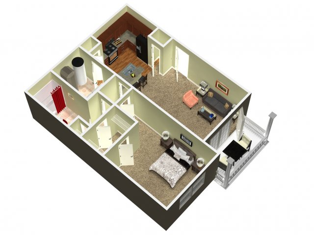 Floor Plan 2 | Madison New Britain 2