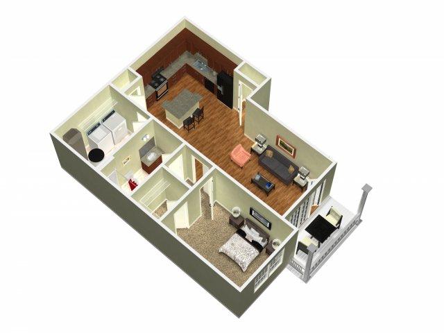 Floor Plan 3 | Madison New Britain 2