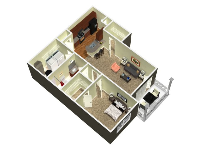 Floor Plan 4 | Madison New Britain 2