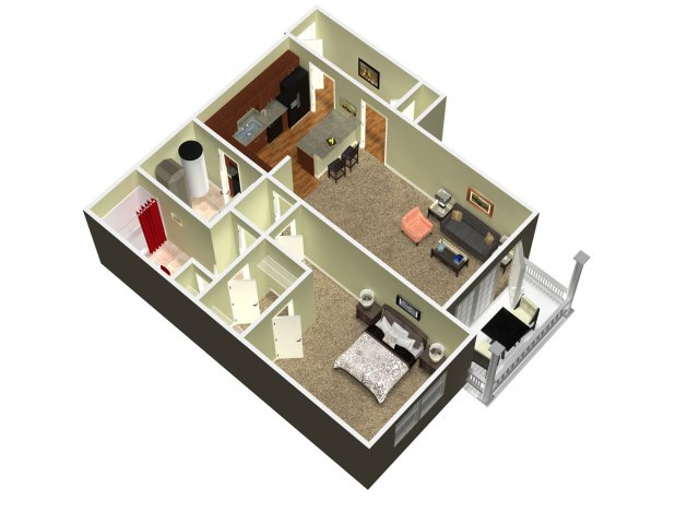 Floor Plan 7 | Madison New Britain 2