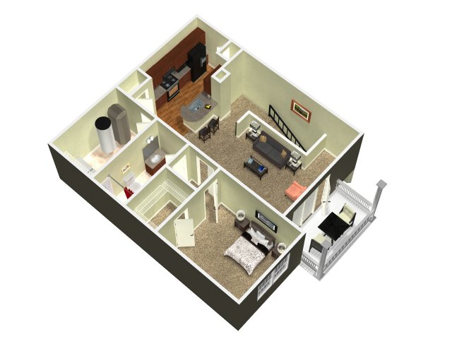 Floor Plan 8 | Madison New Britain 2