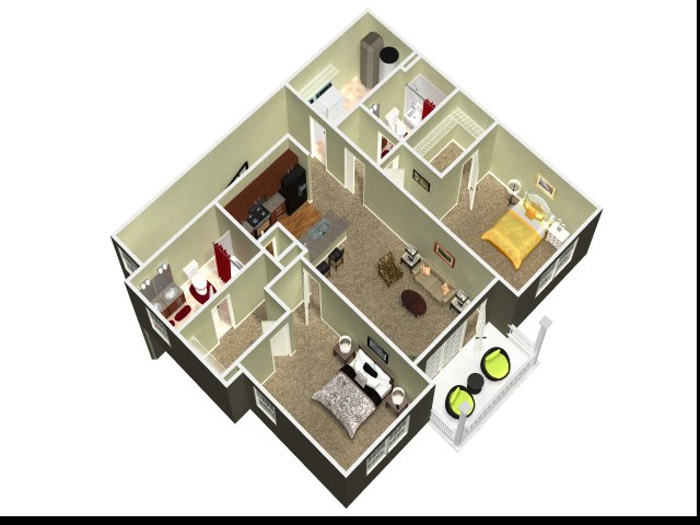 Floor Plan 16 | Madison New Britain 2