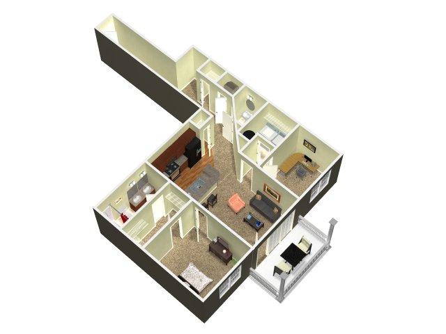 Floor Plan 11 | Madison New Britain 2