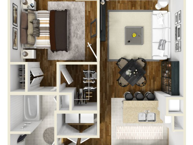 Floor Plan 3 | Palmer View