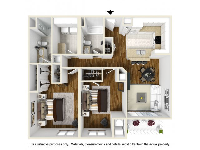 Floor Plan 5 | Palmer View