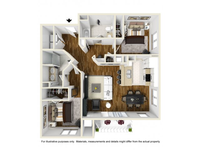 Floor Plan 11 | Palmer View
