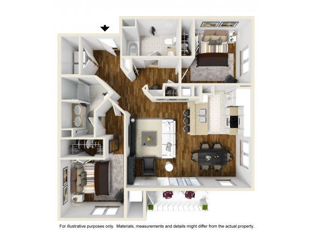 Floor Plan 12 | Palmer View