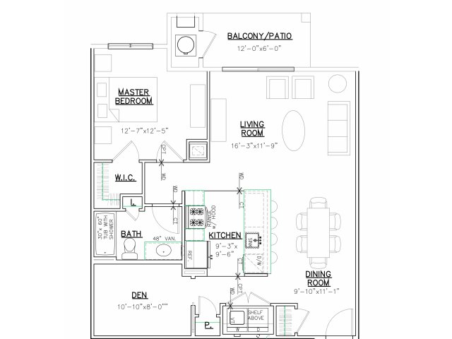 Floor Plan 7 | Palmer View