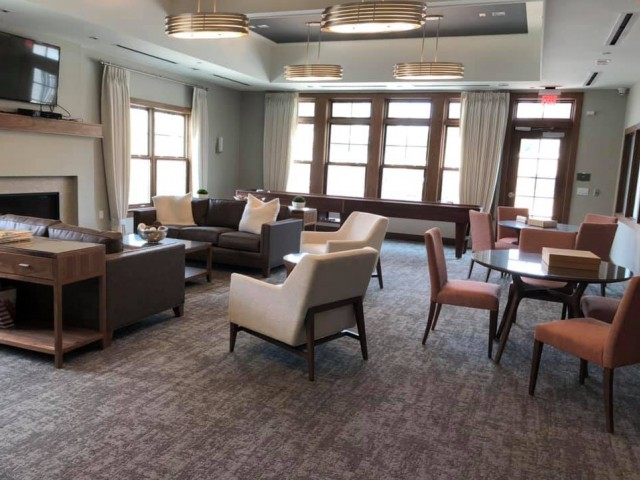 Heritage Court Apartments | Clubhouse 9