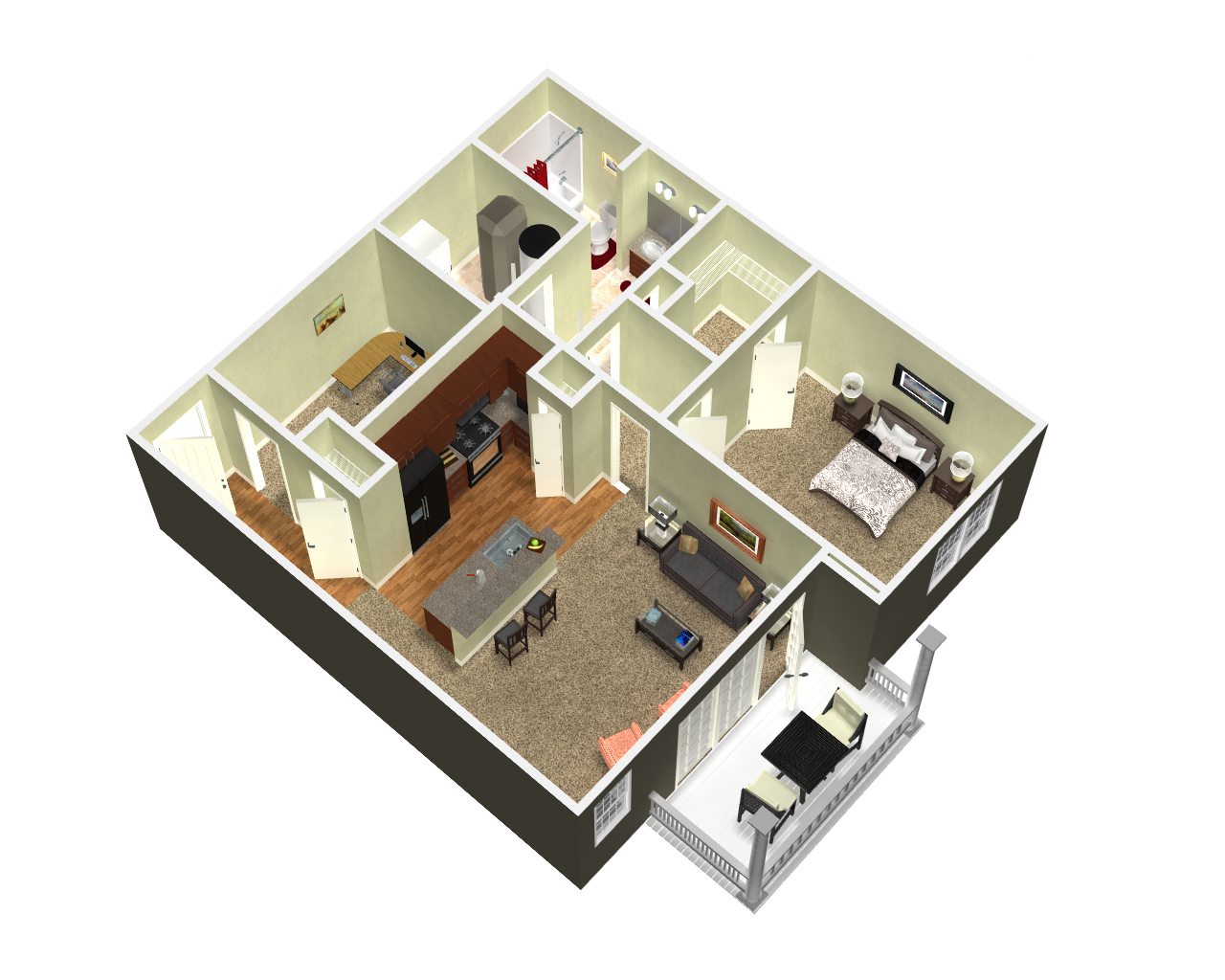 Floor Plan 9 | Madison New Britain