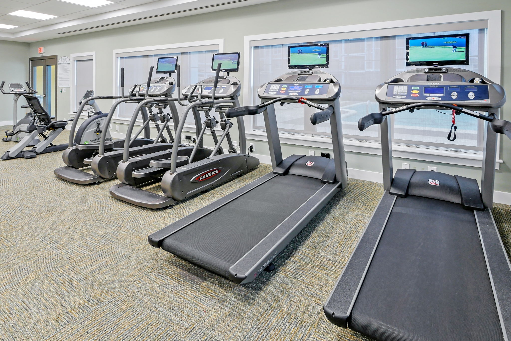 Fitness Center at Palmer View