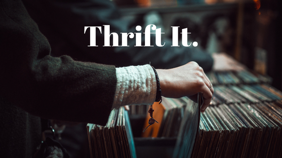 Thrift Shopping in Easton, PA-image