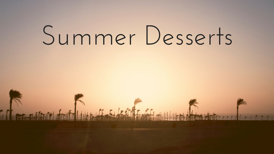 Summer Desserts-image