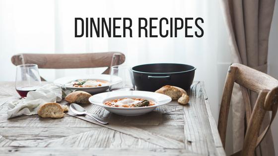 Dinner Recipes for September