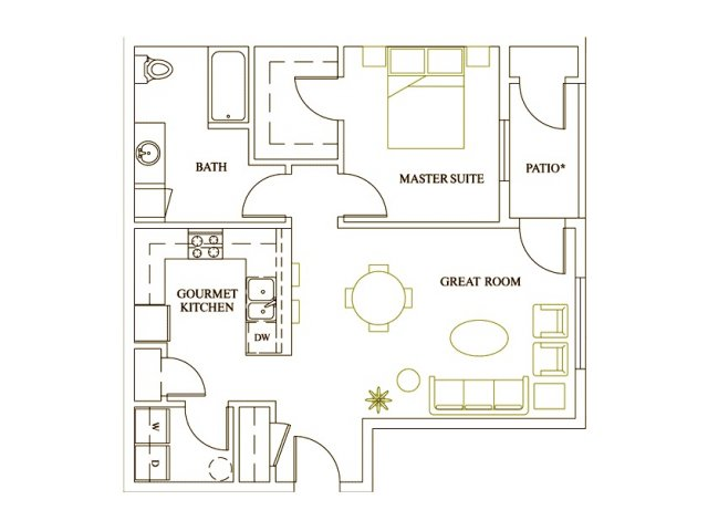 Floor Plan | Deveraux Glen