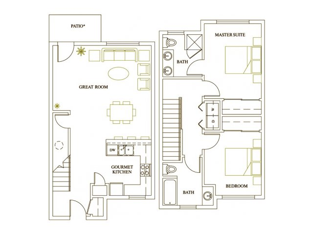 Floor Plan 5 | Deveraux Glen