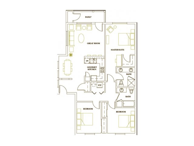 Floor Plan 6 | Deveraux Glen