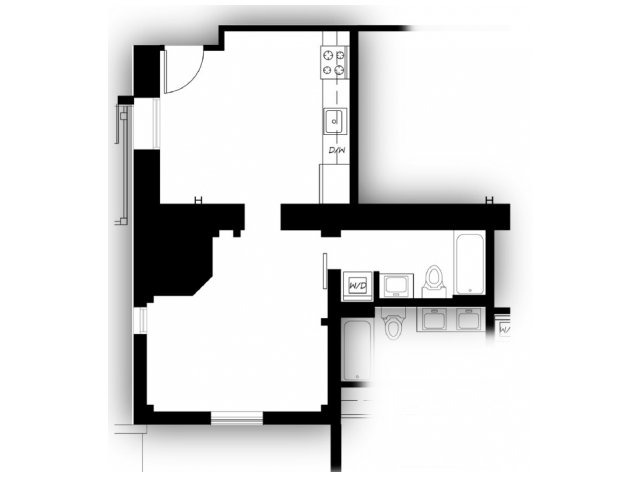 TacomaApartments | Albers Mill Lofts | Floor Plans 1