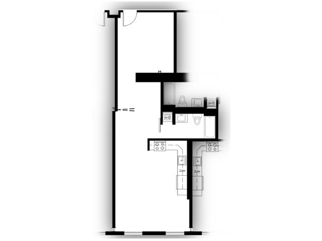 TacomaApartments | Albers Mill Lofts | Floor Plans 5