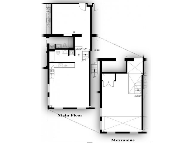 TacomaApartments | Albers Mill Lofts | Floor Plans 14