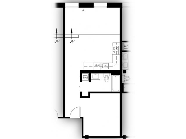 TacomaApartments | Albers Mill Lofts | Floor Plans 17