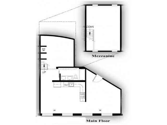 TacomaApartments | Albers Mill Lofts | Floor Plans 32
