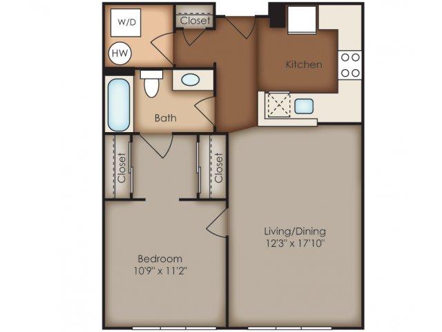 Floor Plan 26 | Del Ray Central