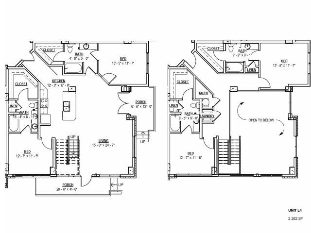 Floorplan 22 | 131 Ponce