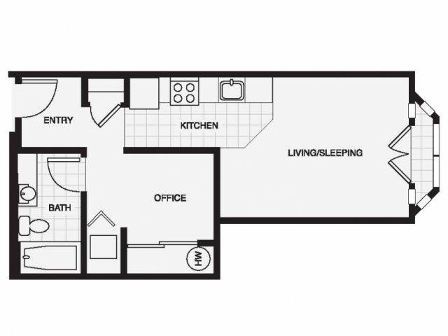 Floorplan 1 | The Shelby